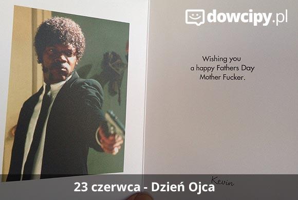 Kartka na Dzień Ojca...