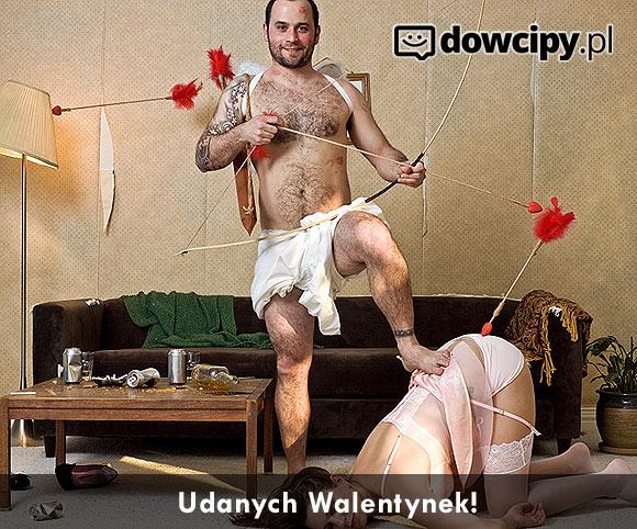 Udanych Walentynek!