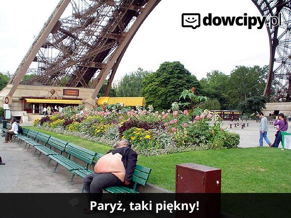 Paryż, taki piękny!