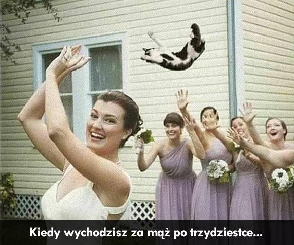 Kiedy wychodzisz za mąż po trzydziestce...